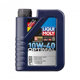 LiquiMoly Optimal 10W-40  п/с 1л  SL/CF A3/B3  LM3929