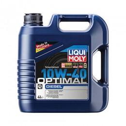 LiquiMoly Optimal Diesel 10W-40 п/с  4л CF B3 LM3934