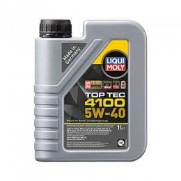 LiquiMoly Top Tec 4100 5W-40 синт  1л  SN/CF A3-04/B4-04/C3-04 LM7500