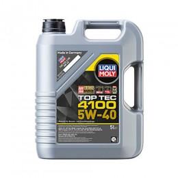 LiquiMoly Top Tec 4100 5W-40 синт  5л  SN/CF  LM7501