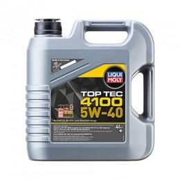 LiquiMoly Top Tec 4100 5W-40 синт  4л  SN/CF A3-04/B4-04/C3-04 LM7547