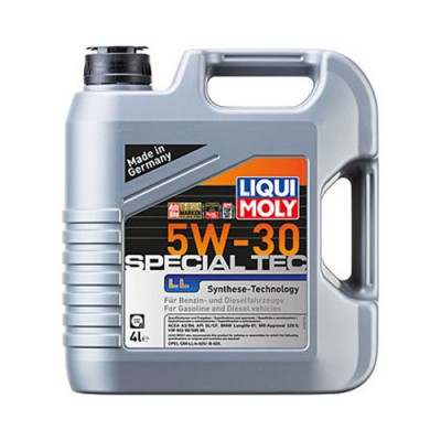 Моторное масло LiquiMoly HC Leichtl.Spesial LL 5W-30, 4л, синтетическое