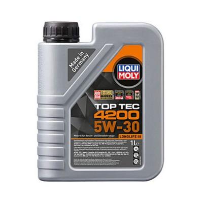 LiquiMoly Top Tec 4200 5W-30 синт  1л  A3-04/B4-04/C3-04 LM7660