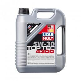 LiquiMoly Top Tec 4300 5W-30 синт  5л  SN/CF A1/B1,A5/B5  LM8031  @