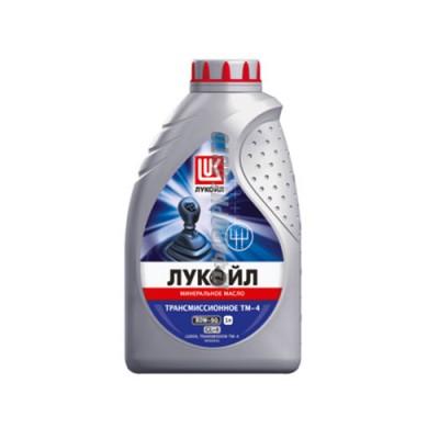 Трансмиссионное масло Лукойл ТМ-4 80W-90, 1л, минеральное