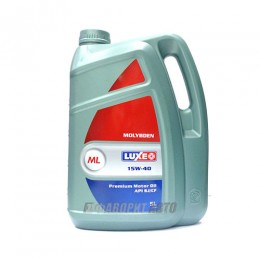 LUXE ML молибденосодерж. мин. 15W40 SJ/CF 5л. арт.310