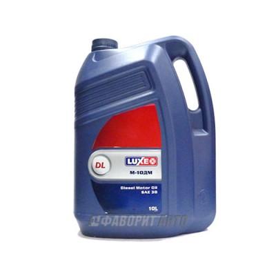 Моторное масло LUXE (DL) М10ДМ, 10л, минеральное