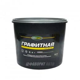 Смазка OIL RIGHT графитная (ведро) 2,1 кг. арт.6087