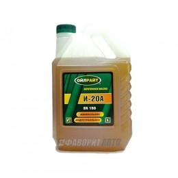 OIL RIGHT Масло веретенное И-20А  5 л. арт.2592