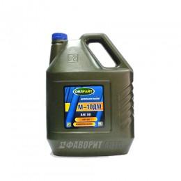OIL RIGHT М-10ДМ  SAE 30 (API CD)  10 л. арт.2507