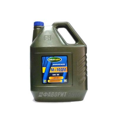 Моторное масло OIL RIGHT М-10ДМ, 10л, минеральное