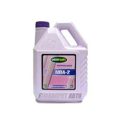 Жидкость промывочная OIL RIGHT МПА-2-0, 3,5л
