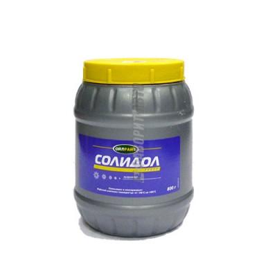 Смазка OIL RIGHT солидол жировой, 0,8кг.