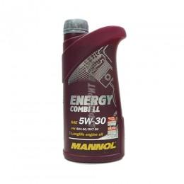 MANNOL  Energy Combi 5*30 SL/CF 1л  синт  # @