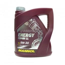 MANNOL  Energy Combi 5*30 SL/CF 4л  синт  # @