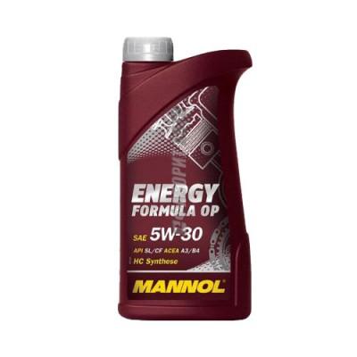 Моторное масло MANNOL Energy Formula OP 5W-30, 1л, синтетическое