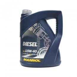 MANNOL  Diesel   15*40    5л мин ./4