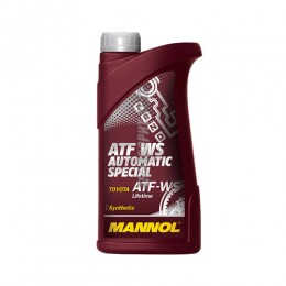 MANNOL   ATF WS  Automatic Special  транс.   1л @