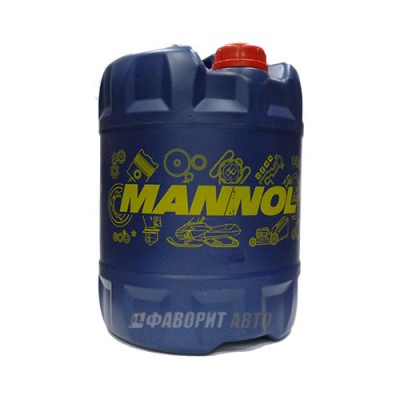 Гидравлическое масло MANNOL Hydro ISO 32, 20л, минеральное