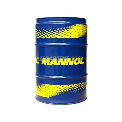 Моторное масло MANNOL Classic 10W-40, 60л, полусинтетическое