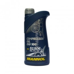 MANNOL  Compressor Oil ISO 100    1л   (Компрессорное)