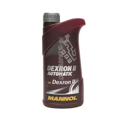 Трансмиссионное масло MANNOL Dexron II, 1л, минеральное