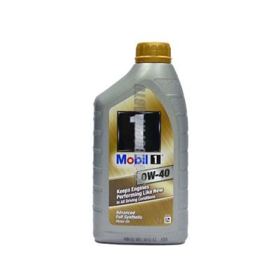 Моторное масло MOBIL-1 New Life 0W-40, 1л, синтетическое
