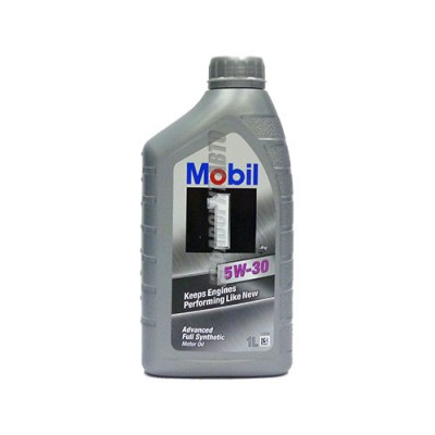 Моторное масло MOBIL-1 X 1 5W-30, 1л, синтетическое