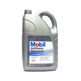Антифриз  MOBIL  Advanced   5л красный КОНЦ