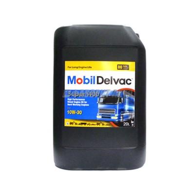 Моторное масло MOBIL Delvac Super 1400 10W-30, 20л, минеральное