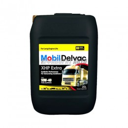 MOBIL Delvac XHP Extra 10W40  20л масло