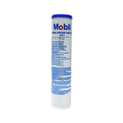 Смазка MOBIL Mobilgrease XHP 222 (синяя), 0.4кг