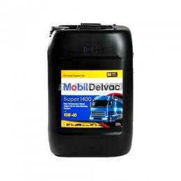 MOBIL DELVAC SUPER 1400 15W40  20л #