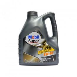 MOBIL SUPER 3000 X 1  Diesel  5W40    4л  синт