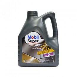 MOBIL SUPER 3000 X 1 F-  FE  5W30   4 л