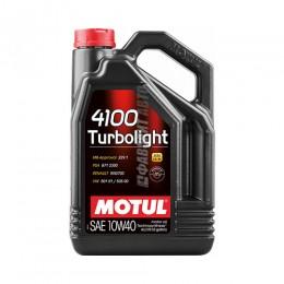 MOTUL  4100 Turbolight  10W40  4л 100355/109462$