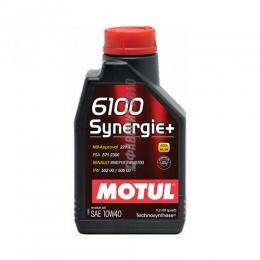 MOTUL  6100 Synergie+  10W40  1л 102781/108646$