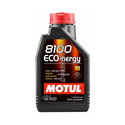 Моторное масло MOTUL 8100 Eco-nergy 5W-30, 1л, синтетическое
