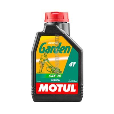 Моторное масло MOTUL Garden 4T, 1л, минеральное