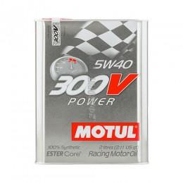 MOTUL  300V Power  Motorsport синт  5W40 2л 104242$