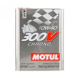 MOTUL  300V Chrono  10W40  2л 104243$
