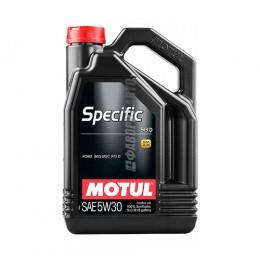 MOTUL  Specific Ford 913 D 5W30    5л 104560$