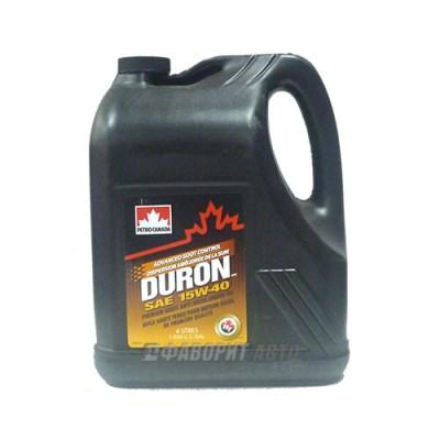Моторное масло PC DURON 15W-40, 4л, минеральное