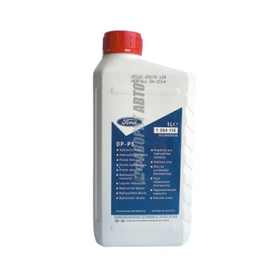 """Гидравлическое масло FORD """"DP-PS"""", 1л, синтетическое"""