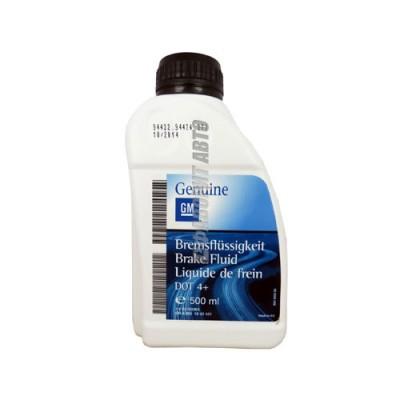 Тормозная жидкость GM, 0,5л