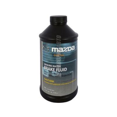 Тормозная жидкость MAZDA DOT 3 Brake Fluid, 0354л