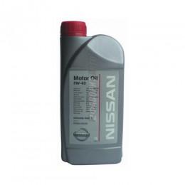 NISSAN  Motor Oil 5W40  1л  (KE90090032R) EU