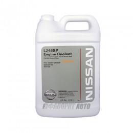 Антифриз NISSAN (3.780л) Long Life Coolant SP248 (999MPAF000P)  #