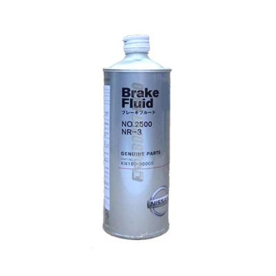 Тормозная жидкость Nissan Brake FLuid, 0,5л