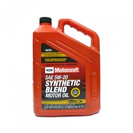 MOTORCRAFT Premium Synt. Blend Motor Oil 5W-20, 4,73л  (XO5W205QSP) @